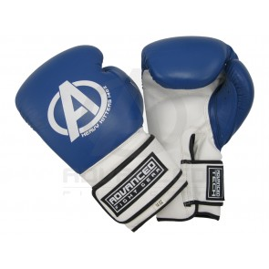 Advanced Fight Gear Leather Sparring Boxing Exercise Gloves 12oz Heavy Hitters
