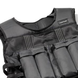 Tunturi 10kg Adjustable Weightlifting Jacket Vest